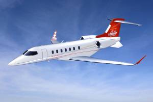 Новый Learjet 85 от Bombardier Aerospace и Grob Aerospace